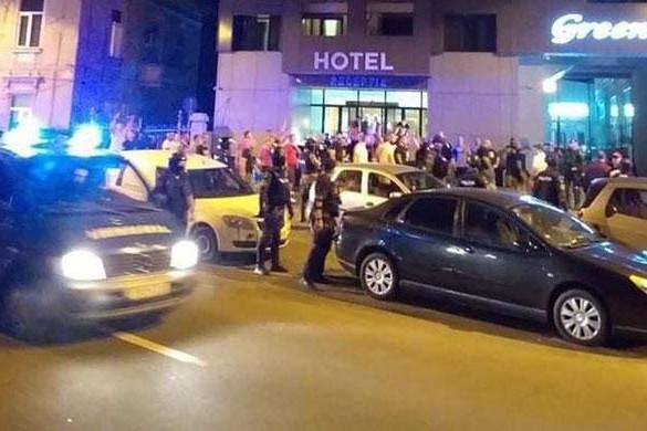 Megtámadták a Honvéd-szurkolókat Romániában