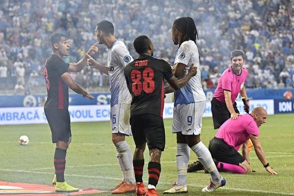 Szektorbezárással bünteti a Honvédot az UEFA
