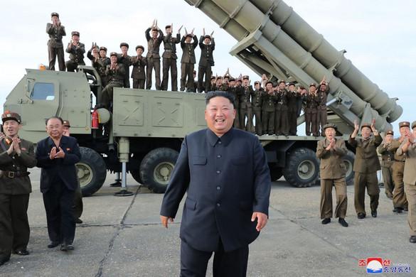 Észak-Korea megfenyegette az Egyesült Államokat