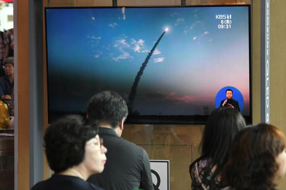Újabb két kilövési tesztet hajtott végre Észak-Korea