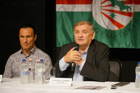 """""""A magyar őstörténetnek nemcsak múltja, hanem jelene és jövője van"""""""