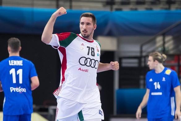 Óriási bravúr! A franciákat is legyőzte a junior kézilabda-válogatott