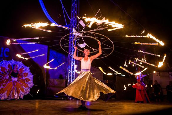 Cirkuszi élmények a Szigeten