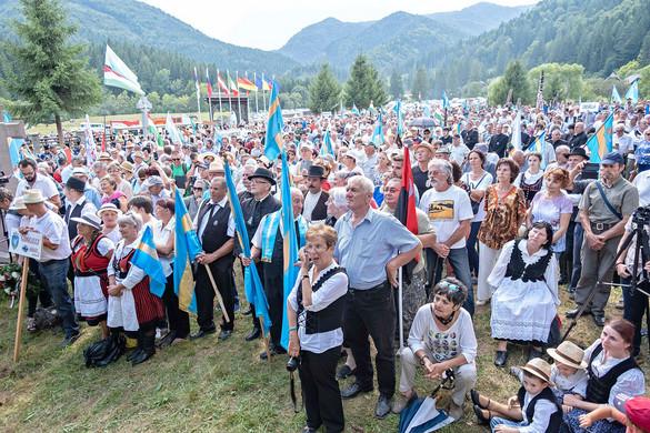 Törvény előtti egyenlőséget sürgetett Böjte Csaba