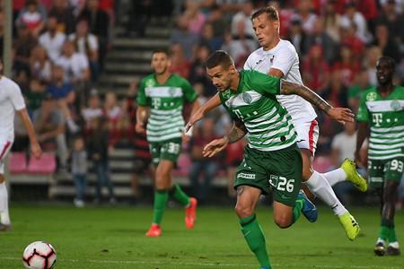 A Fradi gól nélküli döntetlennel várja a visszavágót az El-ben