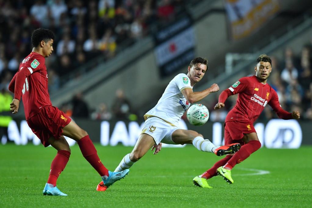 Az Év edzőjének választott Jürgen Klopp vezette Liverpool 15 mérkőzéses győzelmi szériában vannak