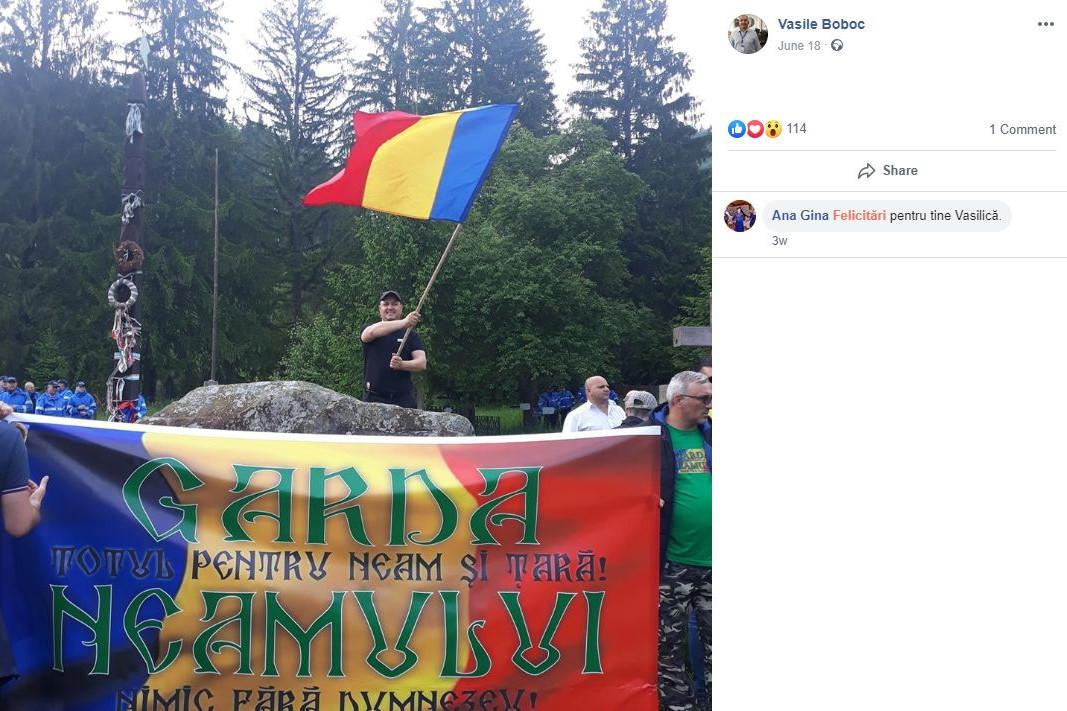 Újra az úzvölgyi temetőbe készülnek a román nacionalisták