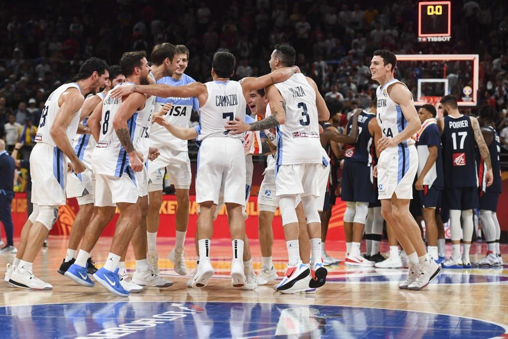 Nagy volt az argentinok öröme a lefújás után