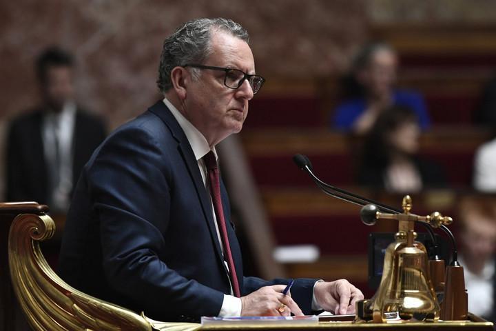Hivatalos vizsgálat indult a francia Nemzetgyűlés elnöke ellen