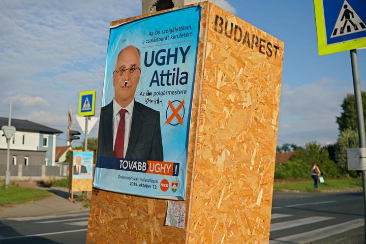 Súlyos bírságot is kaphatnak az ellenzéki plakátrongálók