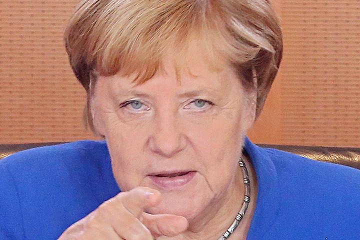 Merkel szerint a német egységfolyamat nem ért véget