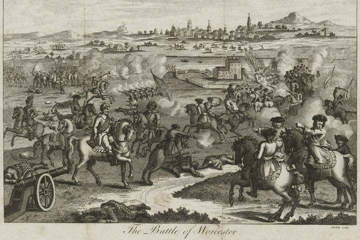 Először tártak fel az 1651-es worcesteri csatához kötődő leleteket