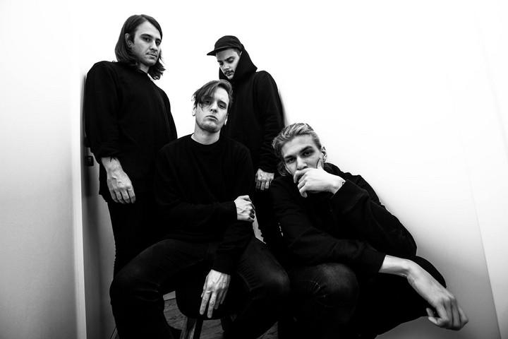 Európai díjra jelölték a magyar Harmed zenekart