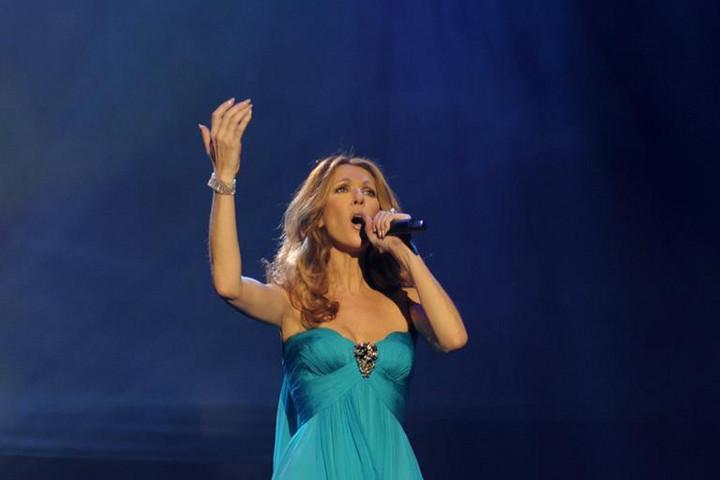 Először lép föl Magyarországon Céline Dion
