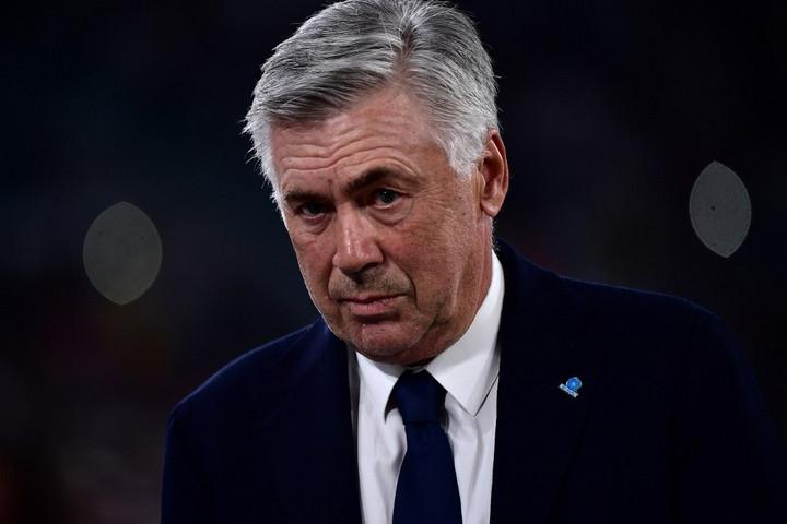 Hiába jutottak tovább a BL-ben, a Napoli megvált Carlo Ancelottitól