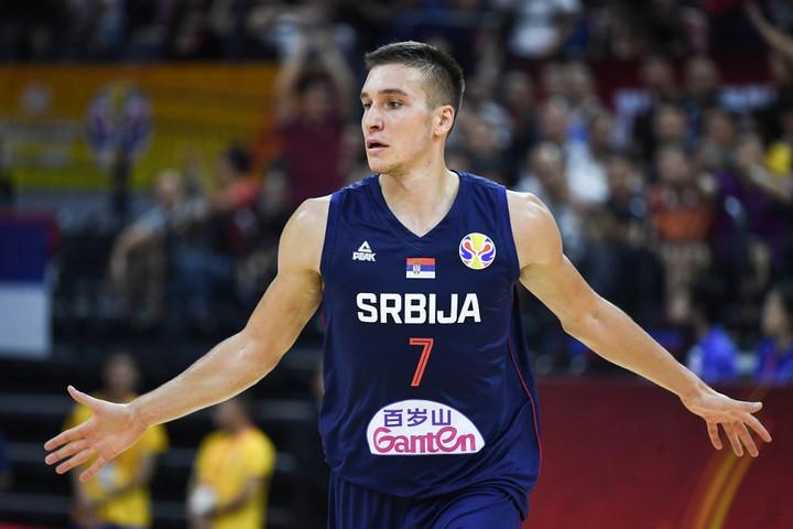 Kosárlabda: Bogdanovic parádézott, a szerbek Olaszországnak sem kegyelmeztek