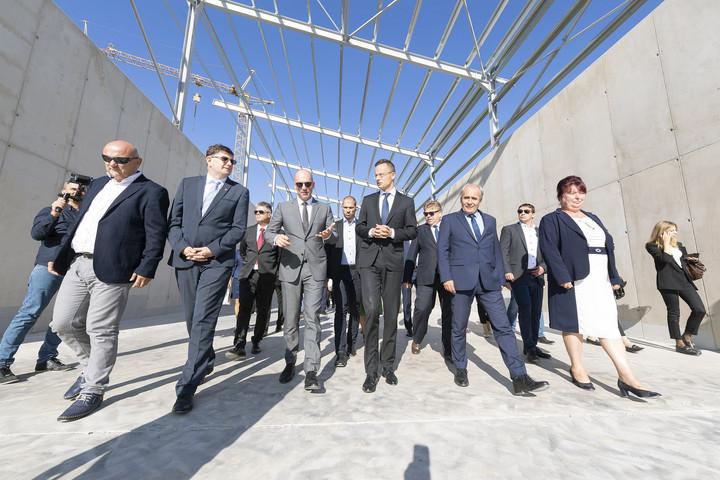 Szijjártó: A magyar gazdaság növekedési üteme a leggyorsabb az Európai Unióban