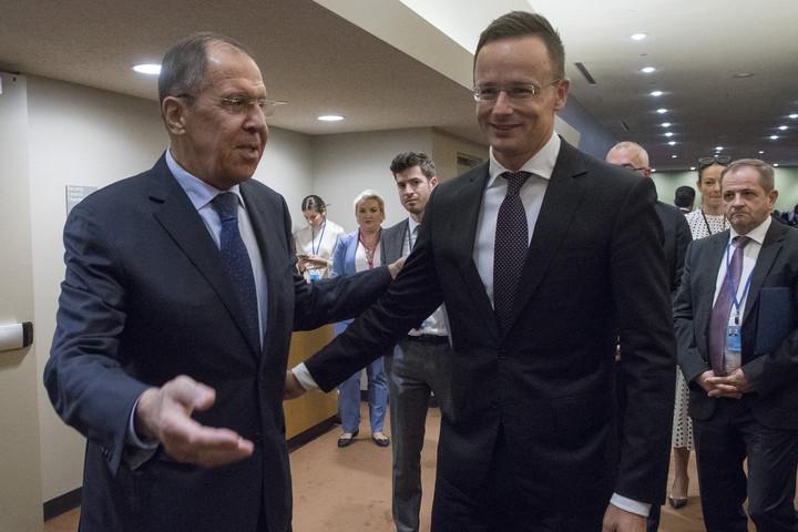 Putyin októberi budapesti látogatásáról egyeztetett Szijjártó Péter