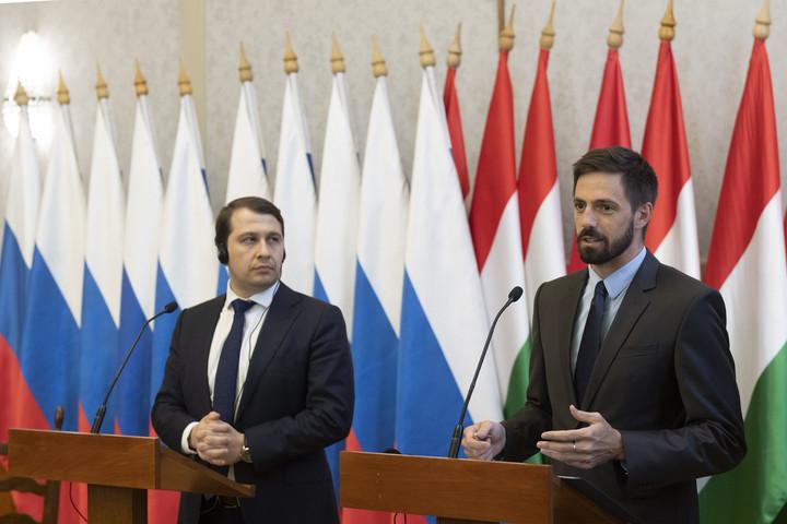 Megtartotta első ülését a Magyar-Orosz Régióközi Együttműködési Bizottság