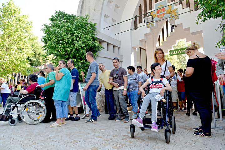A fogyatékkal élők ugyanolyan részei a társadalomnak, mint az épek