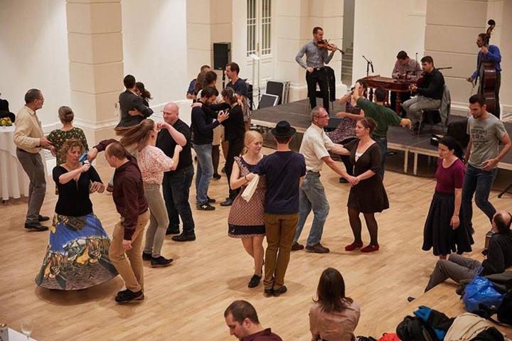 Folytatódik a Hagyományok Háza táncháza