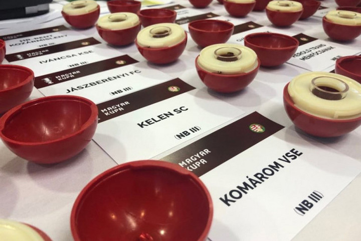 A Fradi és a Fehérvár is harmadosztályú ellenfelet kapott a Magyar Kupában