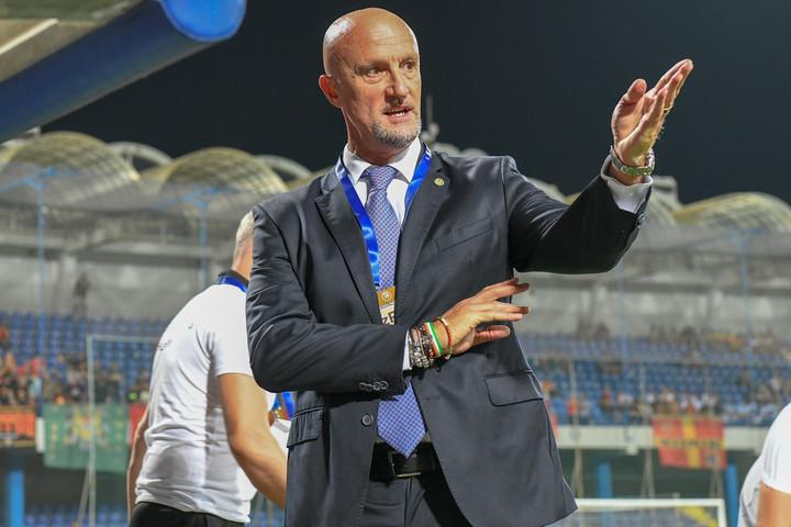 Marco Rossi csalódott a vereség miatt