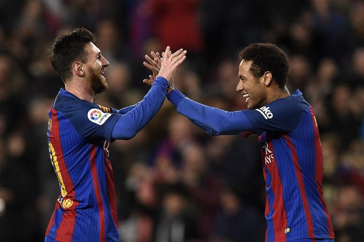 Messi: Imádtam volna, ha Neymar visszatér közénk