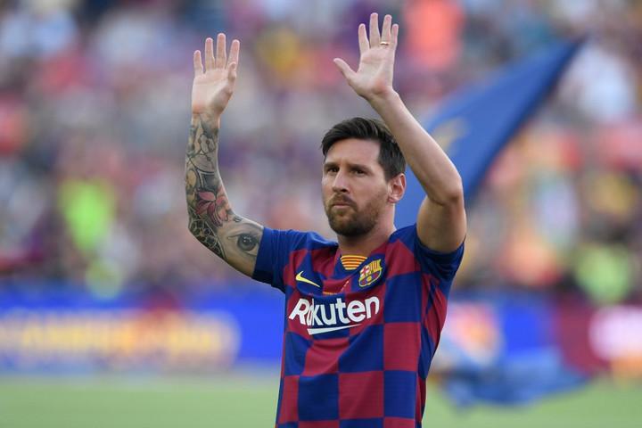 Messi továbbra is sérüléssel küzd, kérdéses a játéka a BL-nyitányon