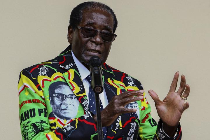 Meghalt Robert Mugabe volt zimbabwei elnök