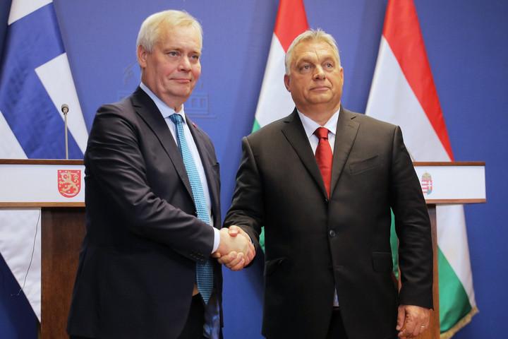 Orbán: A jogállamiság Magyarországon nem jogi, hanem becsületbeli kérdés