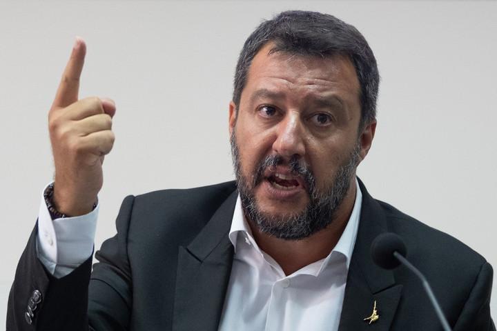 Salvini: Őrület megnyitni az olasz kikötőket az egész világ előtt