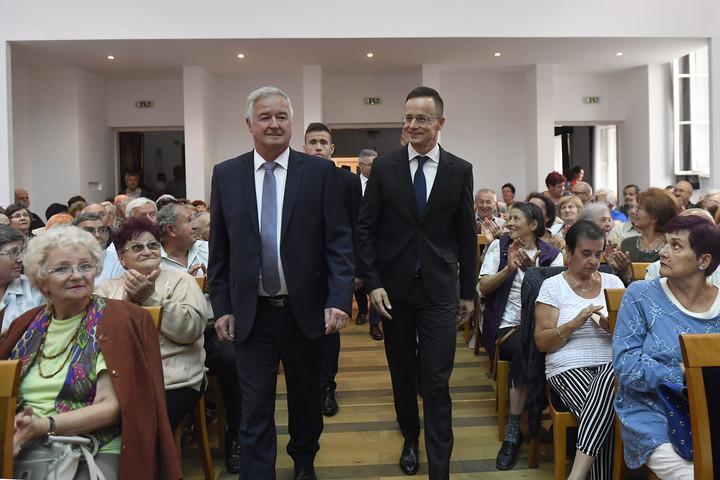 """""""Magyarország biztonságának garantálása elsődleges felelősség"""""""