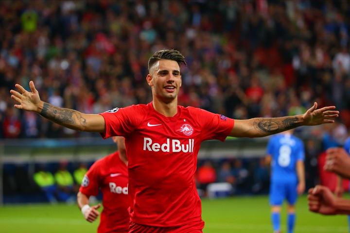 Szoboszlai gólt szerzett, a Salzburg átgázolt a Genken