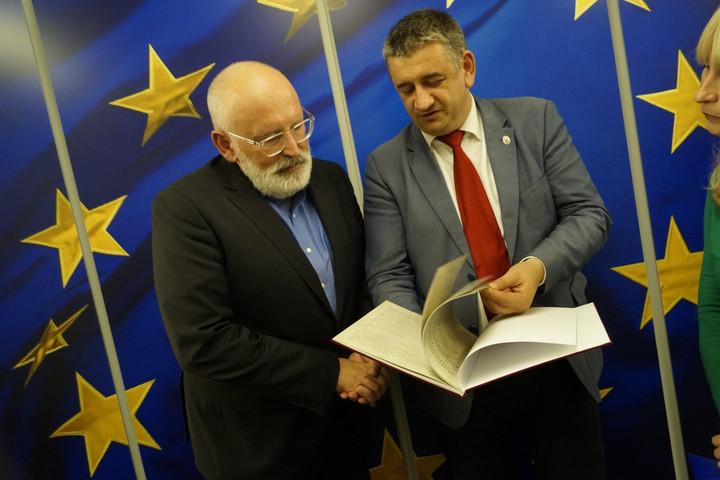 Soros embere tartott eligazítást a szocialista polgármesterjelölteknek Brüsszelben