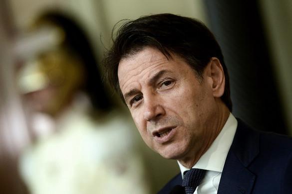 Conte: Nem tudni, mennyire lesznek súlyosak a koronavírus hatásai az olasz gazdaságra