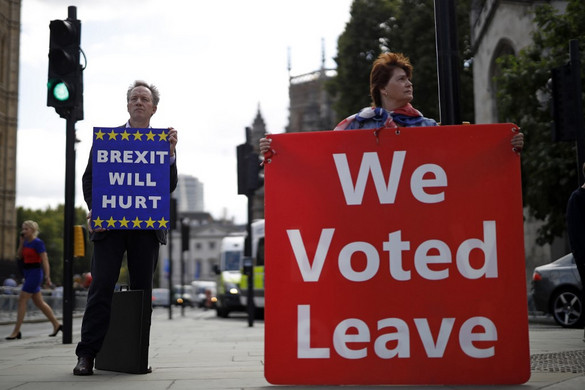 Nem lesz Brexit-újratárgyalás