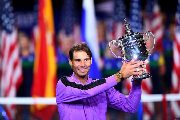 Hősies csatában szerezte meg 19. Grand Slam-trófeáját Rafael Nadal