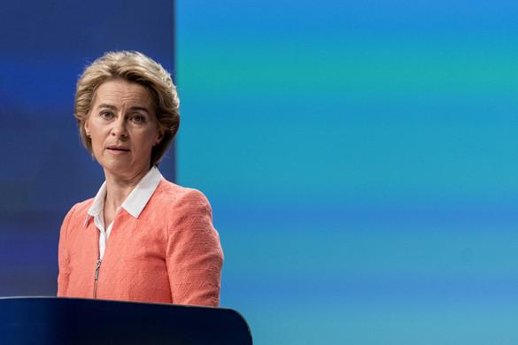 Ursula von der Leyen hétfőn találkozik a magyar és a francia biztosjelölttel