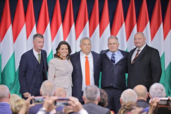 Orbán: A Fidesz rendezett állapotban van