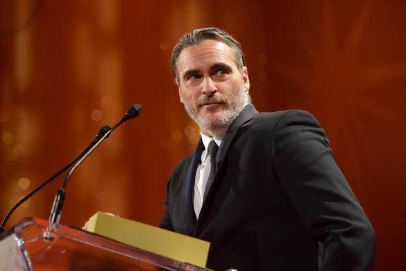Díjat kapott Joaquin Phoenix a Torontói  Filmfesztiválon