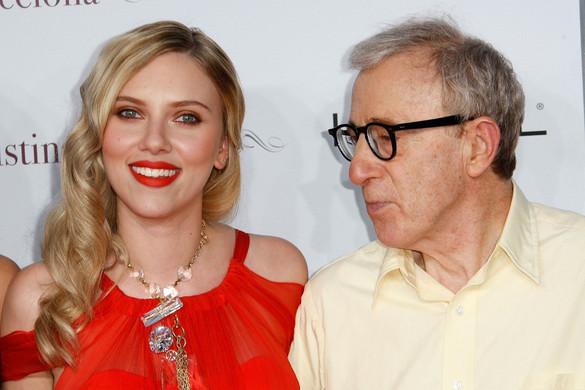 Scarlett Johansson szerint Woody Allen ártatlan