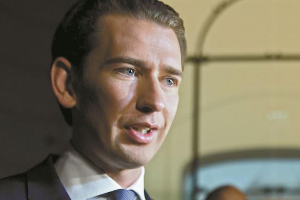 Óriásit nyert Sebastian Kurz Ausztriában