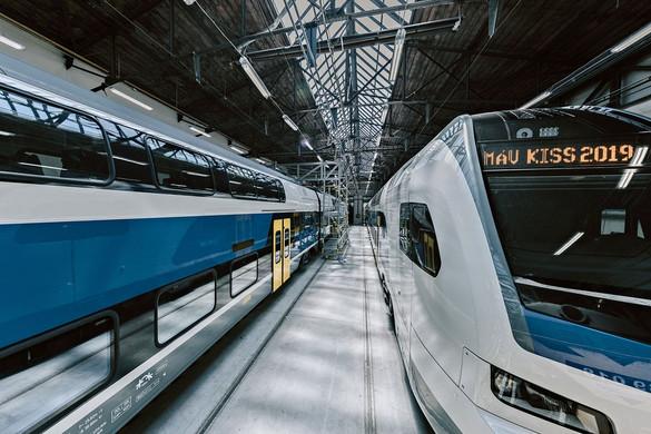 Emeletes motorvonat beszerzése is támogatható