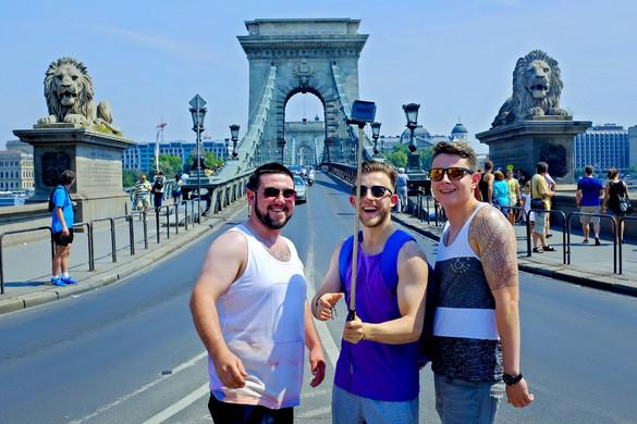 Az itt lakóknak is nyújt még újdonságot Budapest
