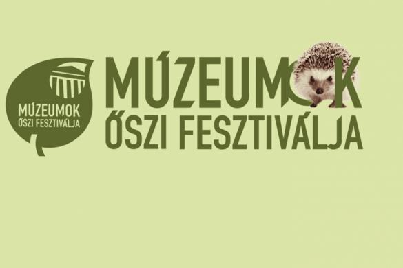 Több mint 1500 program a Múzeumok Őszi Fesztiválján