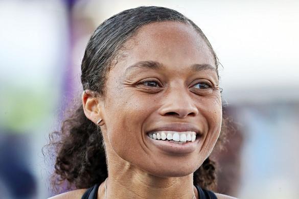 A hatszoros olimpiai bajnok Allyson Felix bónuszszereplése