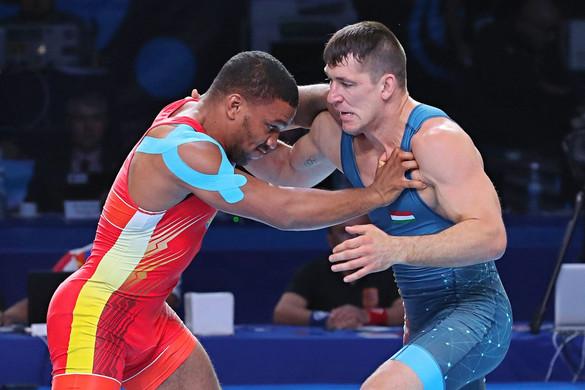 Bírói intéssel szenvedett vereséget Lőrincz Viktor a fináléban