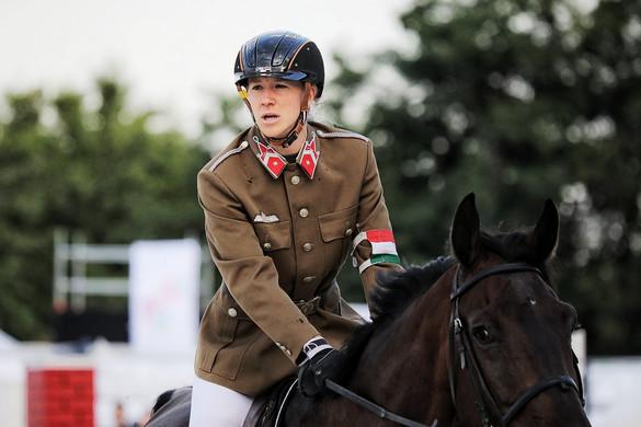 Kovács Sarolta tizenharmadik, a női csapat ötödik az öttusa-világbajnokságon