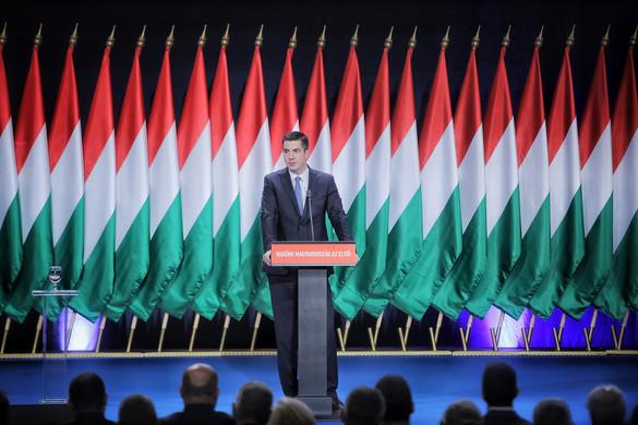 Kocsis Máté: A Fidesz-frakció továbbra is őrizni fogja a parlament méltóságát